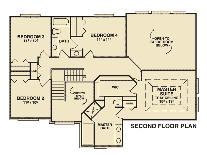 Healy homes building new homes and communities in the for Wilshire homes floor plans
